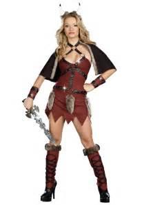 Female Viking Warrior Costume