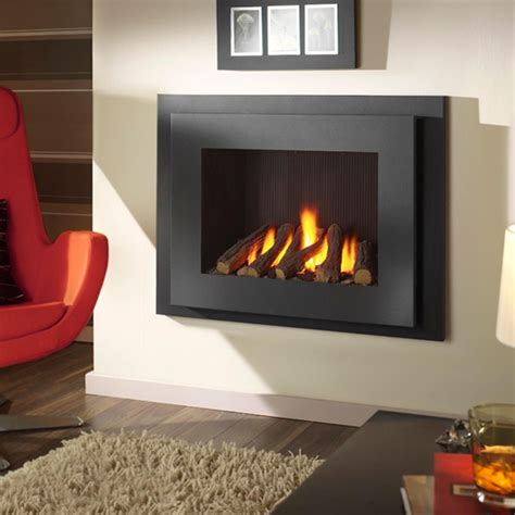 In The Wall Gas Fireplaces - in the wall fires manhattan gas sale