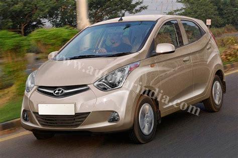 hyundai eon launched  rs  lakh autocar india