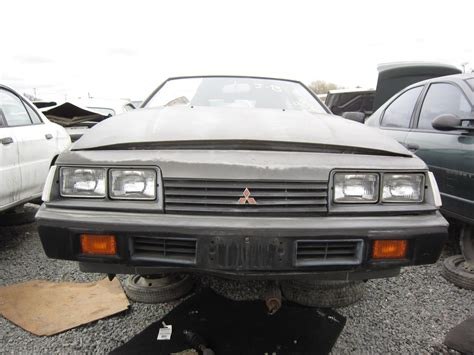 mitsubishi cordia junkyard find 1984 mitsubishi cordia the truth about cars