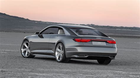 audi prologue piloted driving concept car wallpapers
