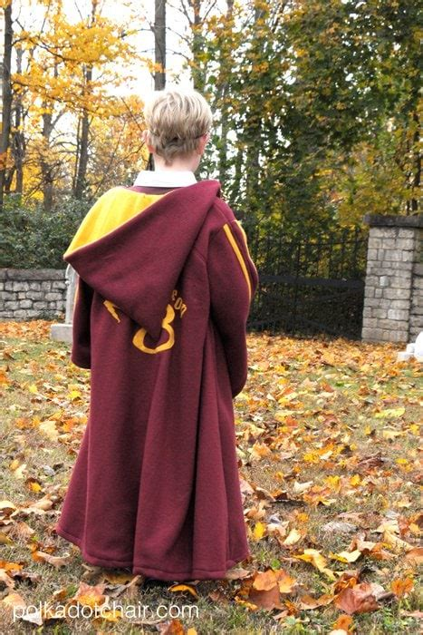 quidditch robes  diy harry potter costume