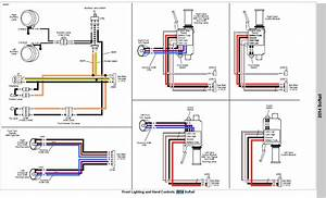 Question About Headlamp Circuit On Softail Classic
