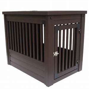Innplace indoor dog crate large on sale free uk delivery for Large indoor dog crate