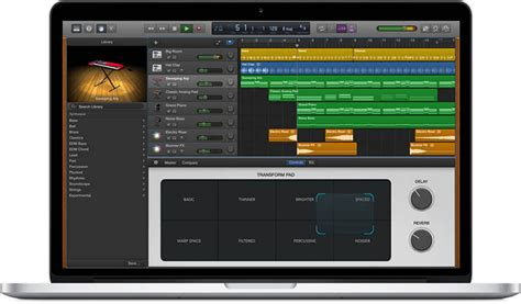Garage Band by Garageband For Mac Gaining New Synths And Features On June