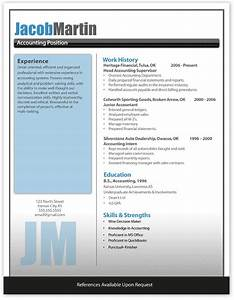 modern resume template latest information With free modern resume templates for word