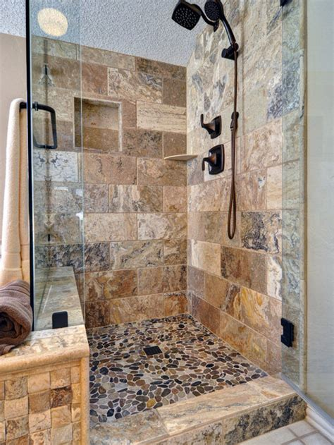 custom shower houzz