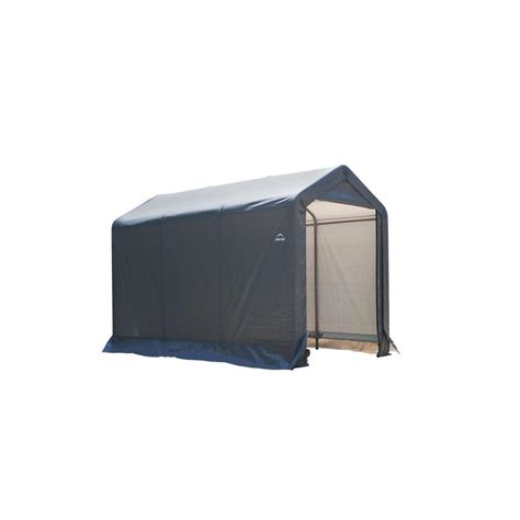 Shelterlogic Shed In A Box 8x8 by Lifetime 7 Ft X 7 Ft Outdoor Storage Shed 60042 The