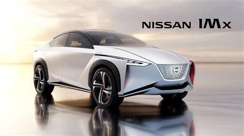 mobil listrik terbaru nissan imx concept idn todays