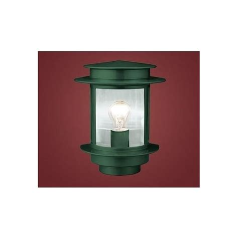 eglo exit outdoor green wall light eglo eglo 80781 exit1 1 light traditional outdoor wall