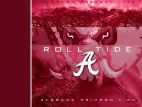 Crimson Alabama Roll Tide