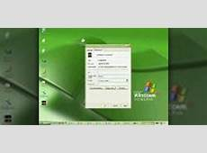 How to Create desktop icons in Windows XP « Operating