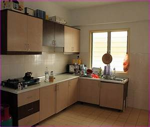 very simple kitchen design peenmediacom With simple interior design ideas for small kitchen