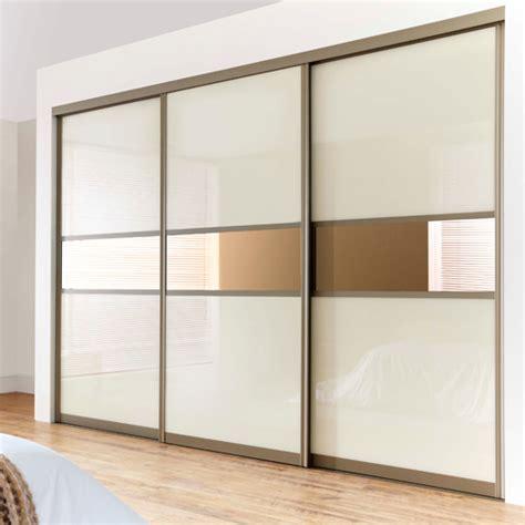 buy wardrobe sliding fitting for 3 doors overlap with