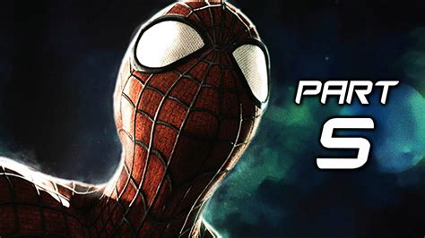 amazing spider man  game gameplay walkthrough part