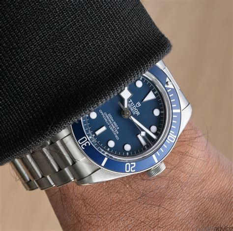 Tudor Black Bay Fifty-Eight Navy Blue Review - Watch Advice
