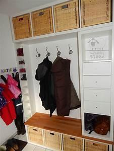 Garderoben Ideen Ikea : die 25 besten ideen zu ikea garderoben ideen auf pinterest eingangsbereich speicher cubbies ~ Buech-reservation.com Haus und Dekorationen