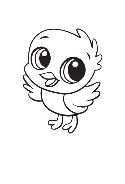 cute baby animal coloring pages ideas   fun