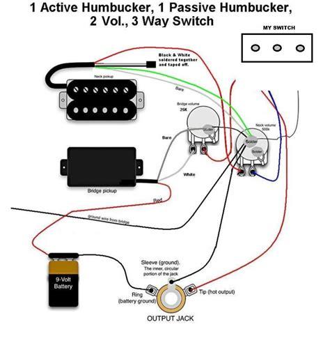 active passive wiring