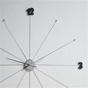 Große Deckenlampen Design : grosse design wanduhr 99cm uhr k chenuhr silber filigrane wanddekoration ebay ~ Sanjose-hotels-ca.com Haus und Dekorationen