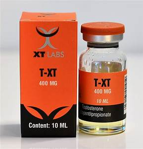 Txt 400mg 10ml  Xt Labs  - Euroanabolex