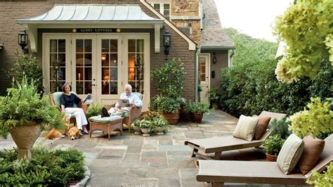 cape  cottage style decorating ideas southern living