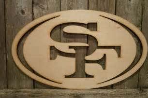 San Francisco 49ers Logo Stencils