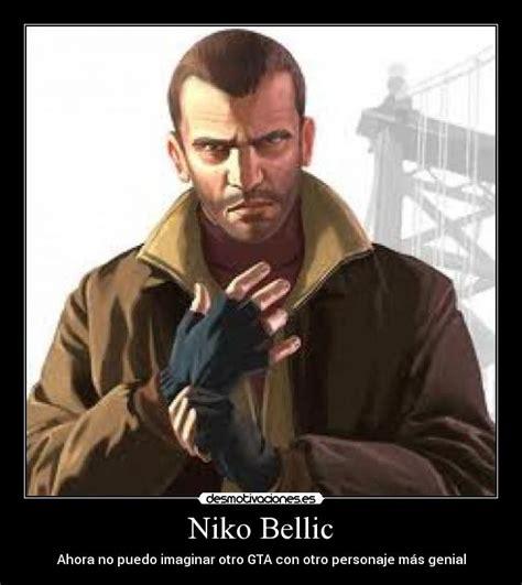Meme And Nicko - niko bellic desmotivaciones