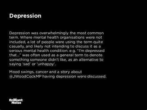 Mental Health Discussion On Twitter In The Uk