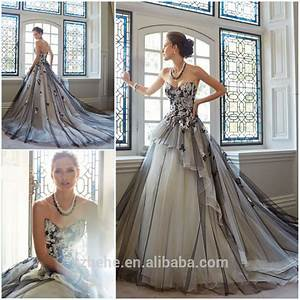 aliexpresscom buy jmbridals cw2782 unique puffy ball With unique black and white wedding dresses
