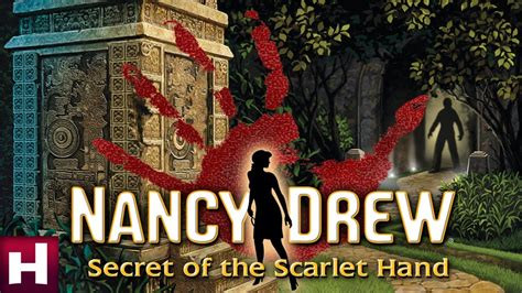 nancy drew secret   scarlet hand official trailer