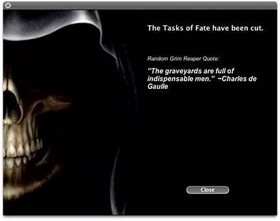 Grim Reaper Quotes Random Quote Funny Quotesgram