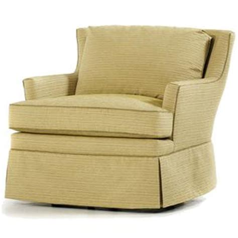 Charles Delta Swivel Chair by Charles Upholstered Accents Delta Upholstered