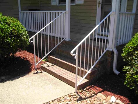 Porch Handrails by Wrought Iron Porch Railings Stair Rails For Homes