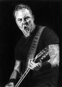 James Alan Hetfield - Metallica by MuppZA on DeviantArt