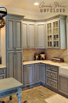 where can i find used kitchen cabinets kitchens with grey painted cabinets painting kitchen 2176