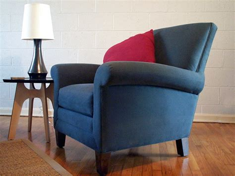 The Story Of An Armchair And Sofa