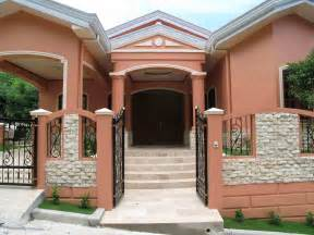 Houses Design Ideas by House Fence Designs In The Philippines Styles With Modern