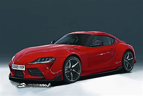 Images Of 2020 Toyota Supra by Did The 2020 Toyota Supra Just Cover In Leak