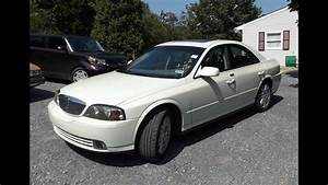2004 Lincoln Ls 3 9l V8 Start Up And Tour