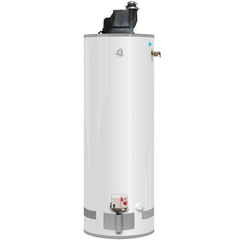 Ge® Gas Powervent Water Heater  Gp40t06pvt  Ge Appliances