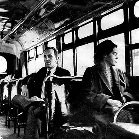 Rosa Parks' Small Act Led To Big