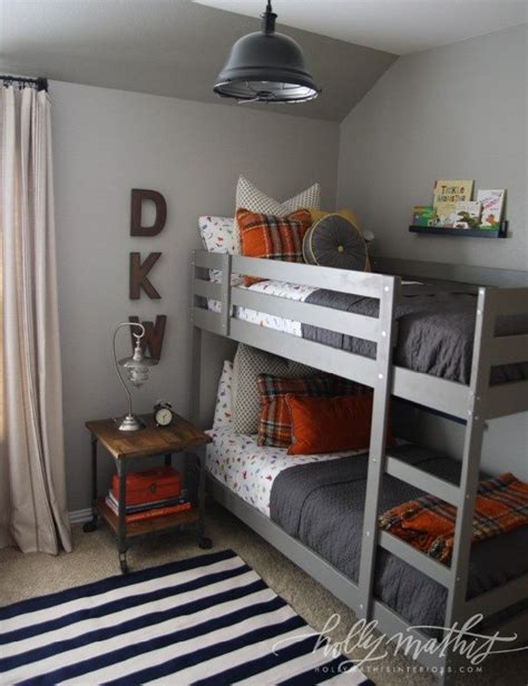 10 Awesome Bunk Beds by 10 Awesome Boy S Bedroom Ideas Orange Boys Bedrooms