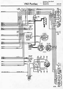 Wiring Diagrams Of 1963 Pontiac Catalina  Star Chief