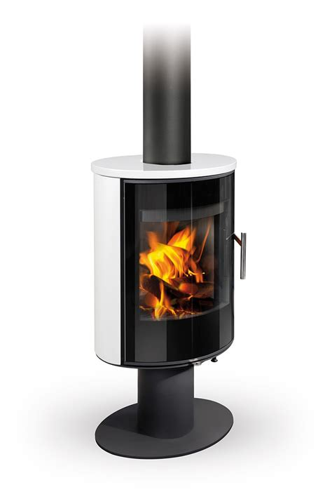 Ceramic Fireplace by Laredo T 01 Ceramic Romotop Revolving Fireplace Stove