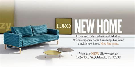 Euro Living Furniture Stores Contemporary Modern Orlando
