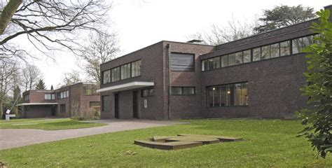 Datei Haus Wiesbaden Mies Der Ludwig Mies Der Rohe Vikipedio
