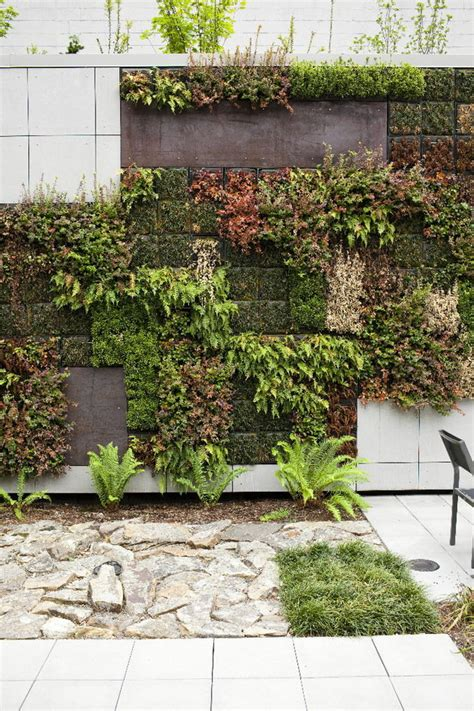 vertical wall garden ideas gardening inspiration what simple and extreme gardens can teach us the garden glove