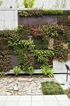 Gardening Inspiration: What Simple and Extreme Gardens Can vertical wall garden design