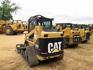 Cat 247b Skid Steer Loader  S  N Mtl00549   04 Yr  Gp